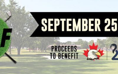 Registration is now open for the 2020 CanAm Golf Tournament!
