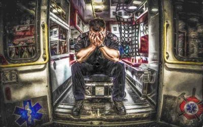 How a first responder's creative process healed his professional trauma