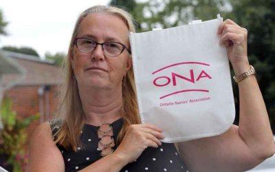 Nurses union produces short PTSD film