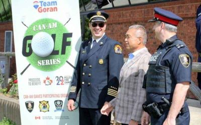 Police-Fire fundraiser scheduled for Roseland Golf